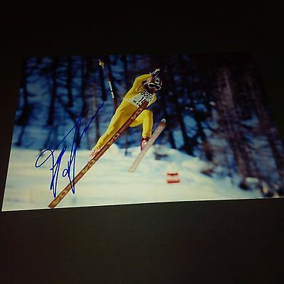 FRANZ KLAMMER IN-PERSON signed Photo 20x30
