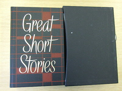 Folio Society Great Short Stories Various 2007
