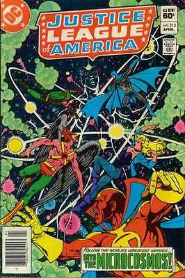 Justice League of America (1960 series) #213 in Near Mint condition