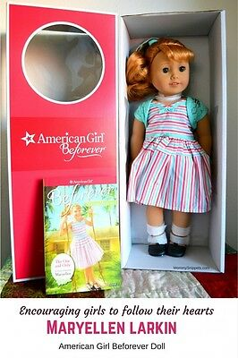 American Girl Doll MARYELLEN new in box with book complete