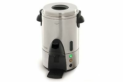 West Bend 60 Cup Commercial Coffee Maker Silver