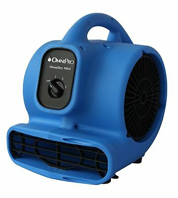 Groom Industries Mini Air Mover and Carpet Dryer 1 Count