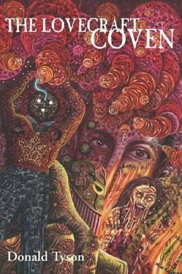 The Lovecraft Coven by Donald Tyson 9781614980858 (Paperback, 2014)
