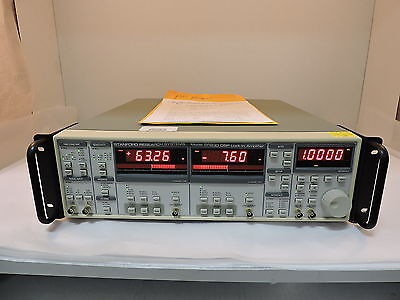 Stanford Research SR830 DSP Dual Phase Lock-In Amplifier, 1 MHz to 102.4 kHz