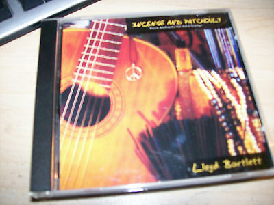 Lloyd Bartlett - Incense and Patchouly ROCK ANTHEMS FOR SOLO GUITAR Newfoundland