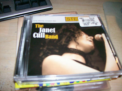 The Janet Cull Band NEW SEALED NEWFOUNDLAND CD