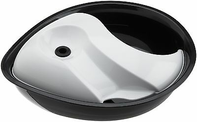 Pioneer Pet Plastic Drinking Fountain- Raindrop Design