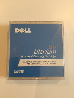 Dell Ultrium LTO Universal Cleaning Cartridge