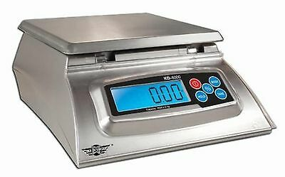 Kitchen Scale My Weigh KD-8000 Digital Bakers Math Deli Food Kilograms Pounds...