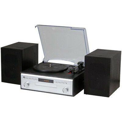 Turntable Stereo Hi Fi with CD player