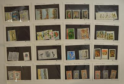 San Marino Stamps Scott # 736 - 45 // J73 Mh About 100 Different