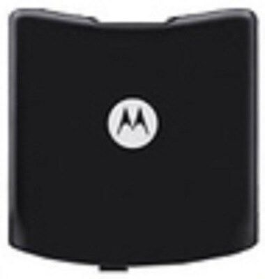 New OEM Motorola Back Door Battery Cover for Motorola Razr V3 - Black