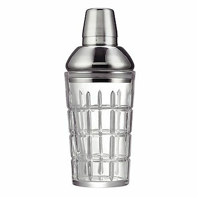 Artland Newport Cocktail Shaker 18 oz Clear