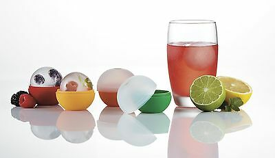 PT Silicone Ice Ball Molds Set of 4