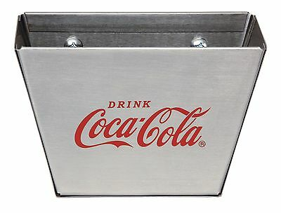 TableCraft Coca-Cola Stainless Steel Cap Cather
