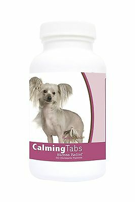 Healthy Breeds 60 Count Chinese Crested Natural Calming Support