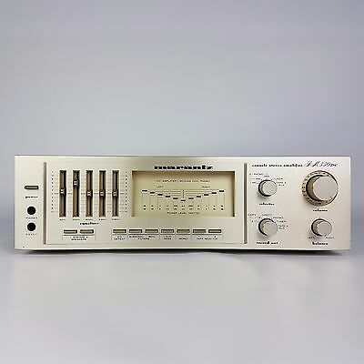 Marantz PM 550DC Vintage Stereo Amplifier | RESTORED | FAST POST