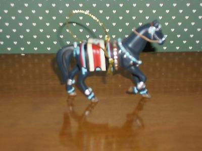 Trail Of Painted Ponies 2016  Ornament-Squash Blossom-New In Box