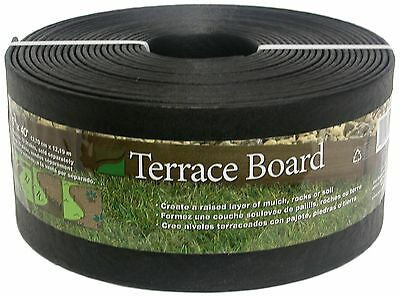 Master Mark Plastics 95440 Terrace Board Landscape Edging Coil  5 Inch by 40 ...