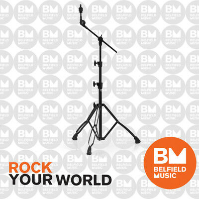 Mapex B600EB Mars Boom Cymbal Stand 600-Series Knurled Hideaway Arm Black Plated