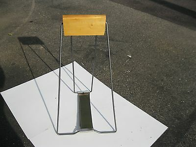 New Vintage Looking Steel Outboard Motor Stand Boat Motor Stand (thru 10 HP)