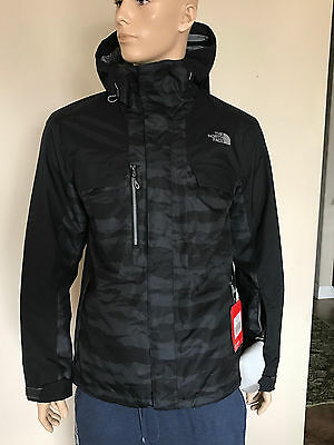 NEW 2016 The North Face Hitcher/Hickory Pass Insulated Jacket size M $249 SAMPLE