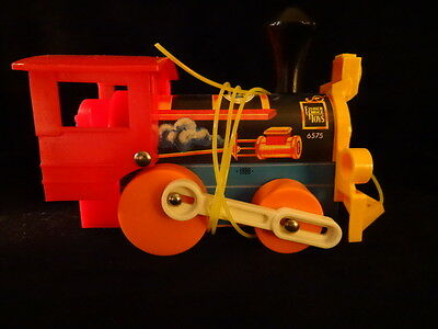 Limited Edition Fisher-Price Toot Toot Engine 6575 1989 TOYFEST #0633