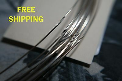 Silver Solder Round Wire KIT - EASY MEDIUM HARD - 1 - 5 FT Pack - Lowest Price