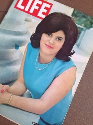 "Vintage LIFE Magazine May 15, 1964 ""Luci Baines Teen-ager in the White House"""