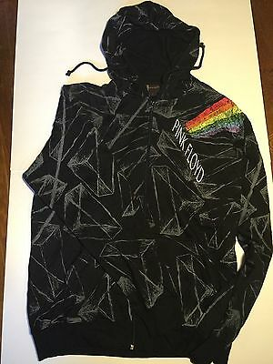 NWOT Pink Floyd Hoodie Size:XL. By Aces And Eights