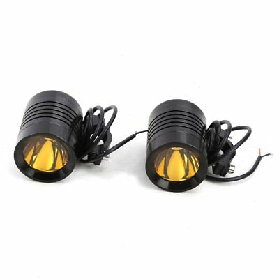2pcs U3 30W CREE LED Spot Light Motorcycle Car OffRoad Fog Driving Headlight
