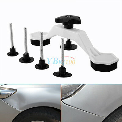 Car Body Paintless Dent Repair PDR Hail Removal Puller Glue Tabs & Tap Down Pen