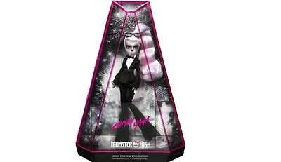Monster High *zombie Gaga* Doll Ltd. Edition *sold Out!!!