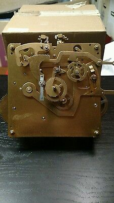 Urgos Clock Movement Model UW32001B Used, For Parts Only