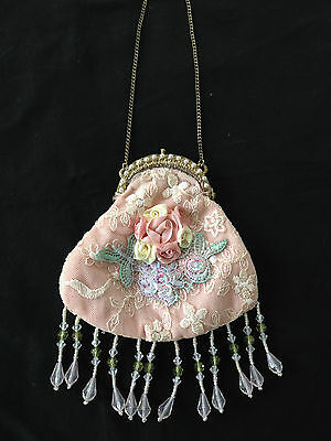 Collectable- Hand-Crafted Decorative Purse