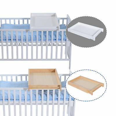 Baby Toddler Diaper Changing Table Board Drawer Wooden Furniture 87 x 50 x 10