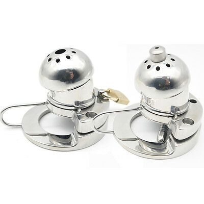 The latest design 316 stainless steel Chastity Cage Device A292