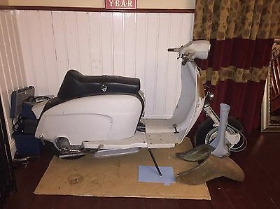 Lambretta Tv175 Series 3 Italian