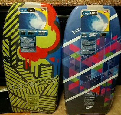 2-Wham-o Boogie Boards