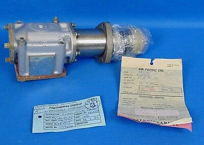 Vintage Aircraft Parts for BAC 1-11 One Eleven Jet Hot Air Valves Aviation