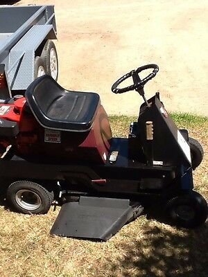 Cox Scout Ride On Mower