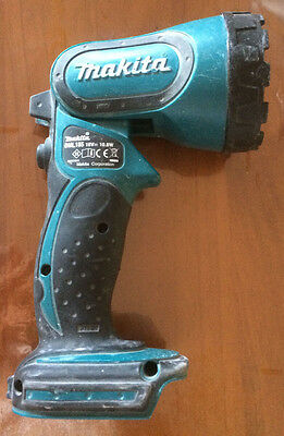 makita bml185 18v torch working, skin only, great cond