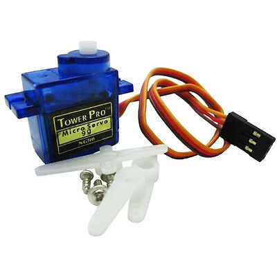 SG90 9G TowerPro Micro Servo For RC Robot Helicopter Airplane Controls