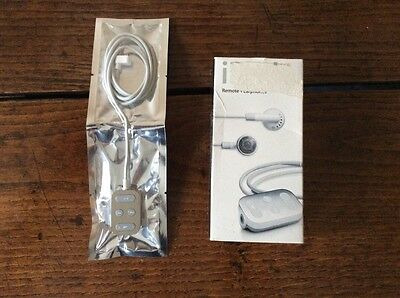 Ipod Remote Control Apple Music Electronics Accessories Collectible M9128G/A