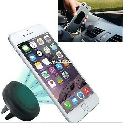 Universal Car Magnetic Air Vent Mount Holder Stand F Mobile Small Cell B98B