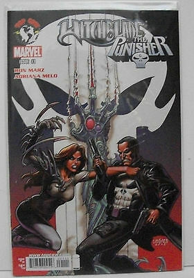 Witchblade / The Punisher #1 (Jun 2007, Image) very fine