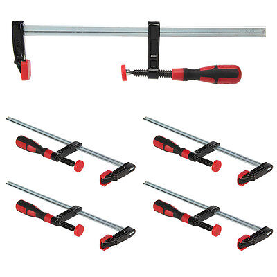 """Pack of 4 X F Clamps Bar Clamp Heavy Duty 300mm x 50mm 12"""" Long Quick Slide Wood"""