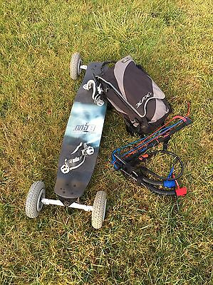 Mbs Mountainboards And Flexifoil Power Kite