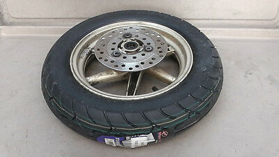 HONDA AF35 LIVE DIO ZX Front Wheel new tire