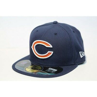 Cappello New Era 59Fifty Nfl On Field  Chicago Bears